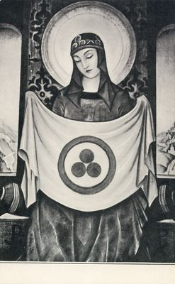 Madonna Oriflamma