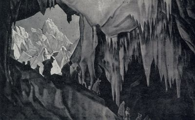 Subterranean Dwellers