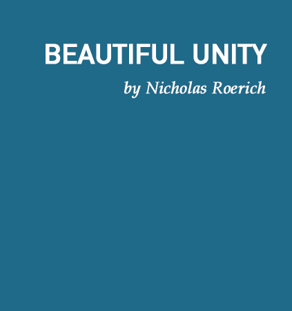 Beautiful Unity by Nicholas Roerich