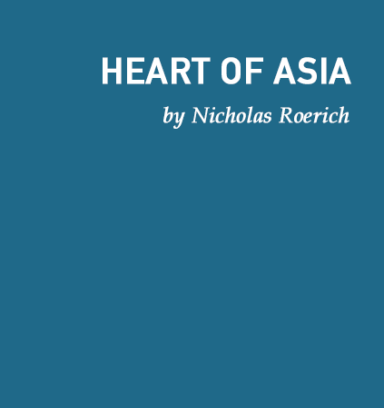 Heart of Asia by Nicholas Roerich e84a14326c74