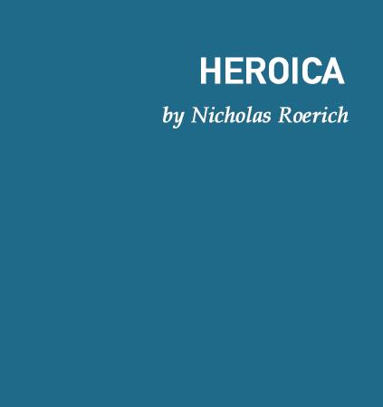 Heroica by Nicholas Roerich