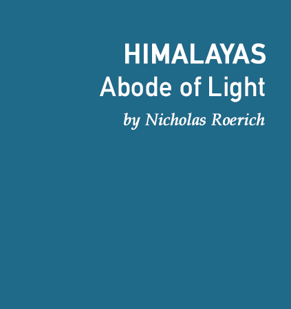 Himalayas–Abode Of Light by Nicholas Roerich