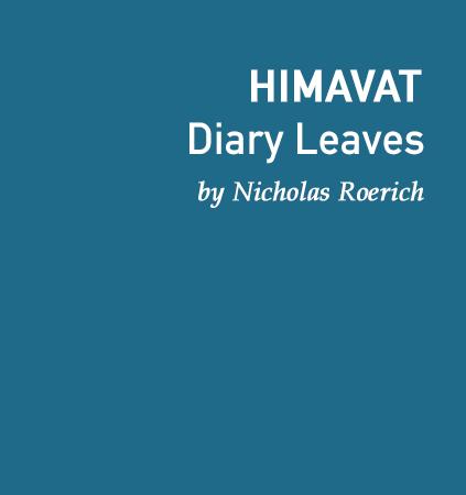 Himavat By Nicholas Roerich